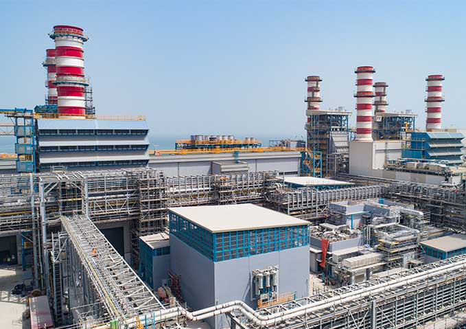Dewa Aweeer Power Station 'H' Phase IV