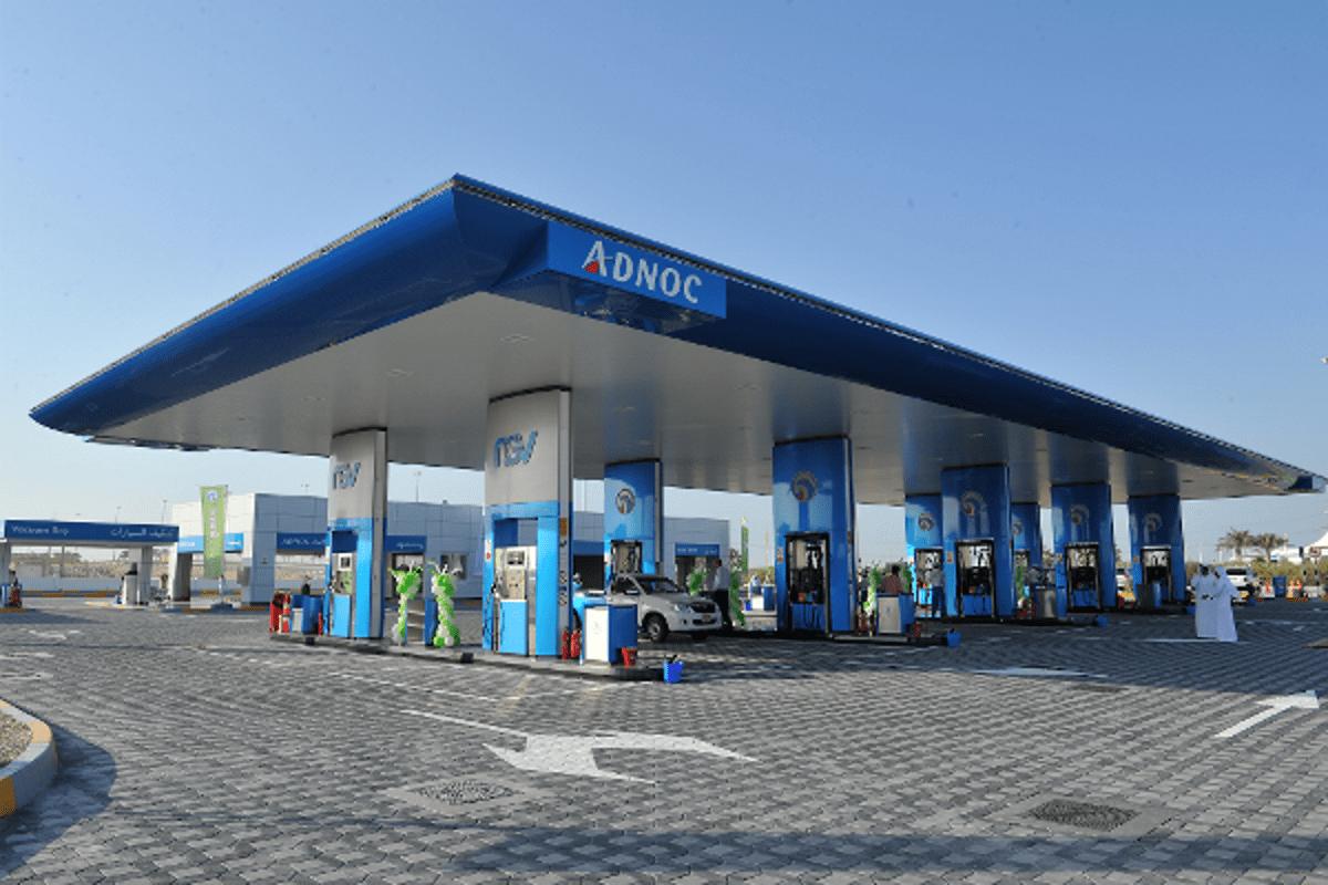 Adnoc Petrol Pumps